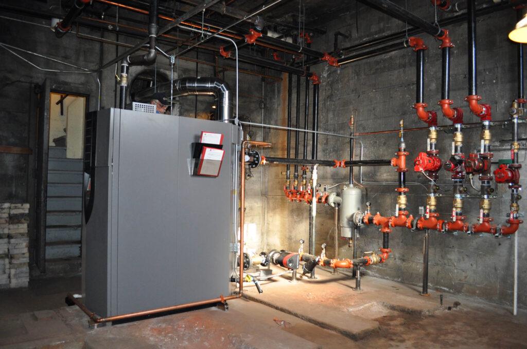 Seattle Boiler Install